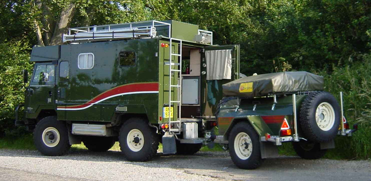 Merlin Trailers Expedition Portal